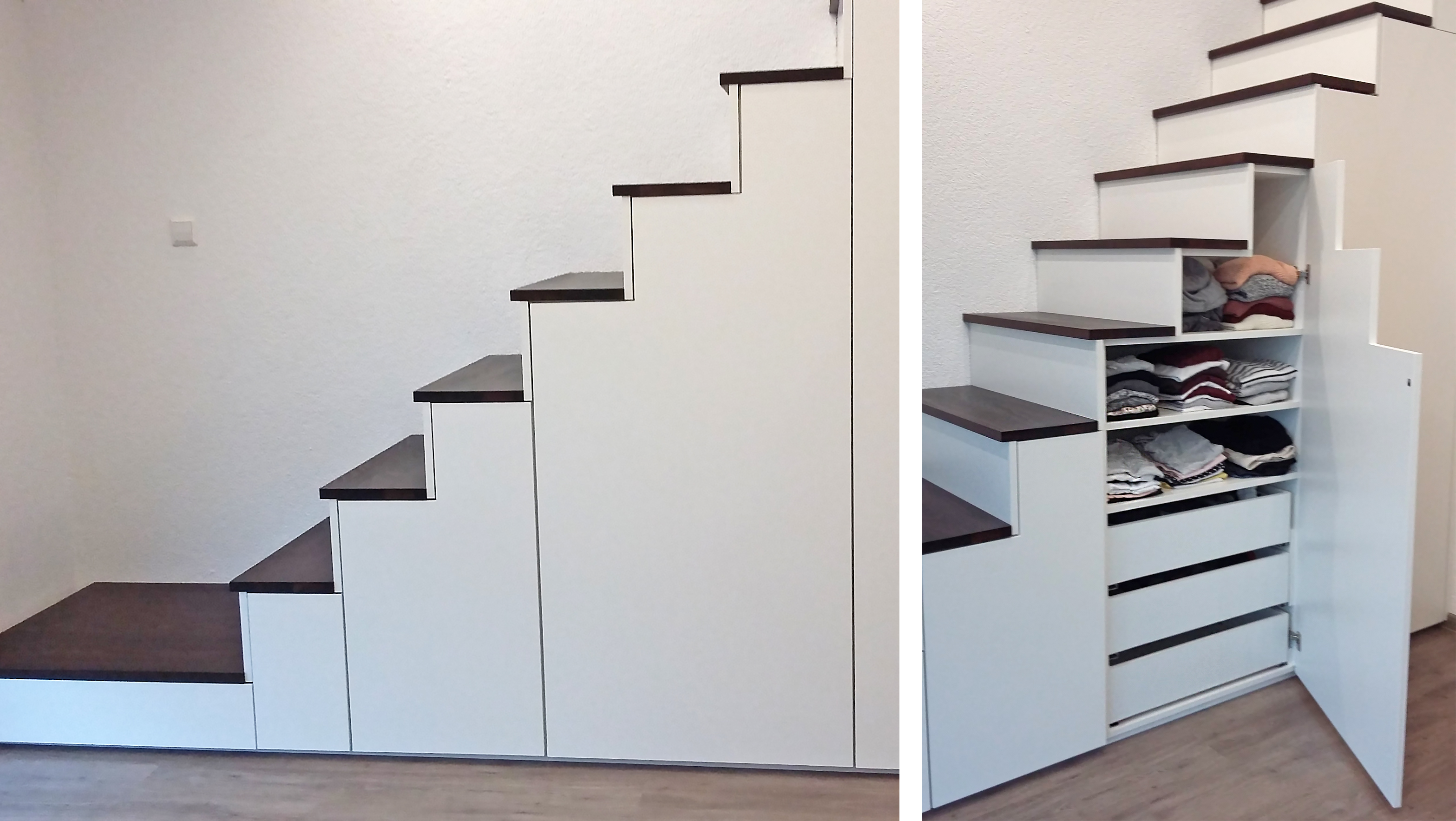 schrank unter treppe awesome schrank unter treppe architektur with schrank unter treppe free. Black Bedroom Furniture Sets. Home Design Ideas